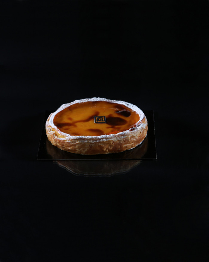 Flan nature 5/6 pers